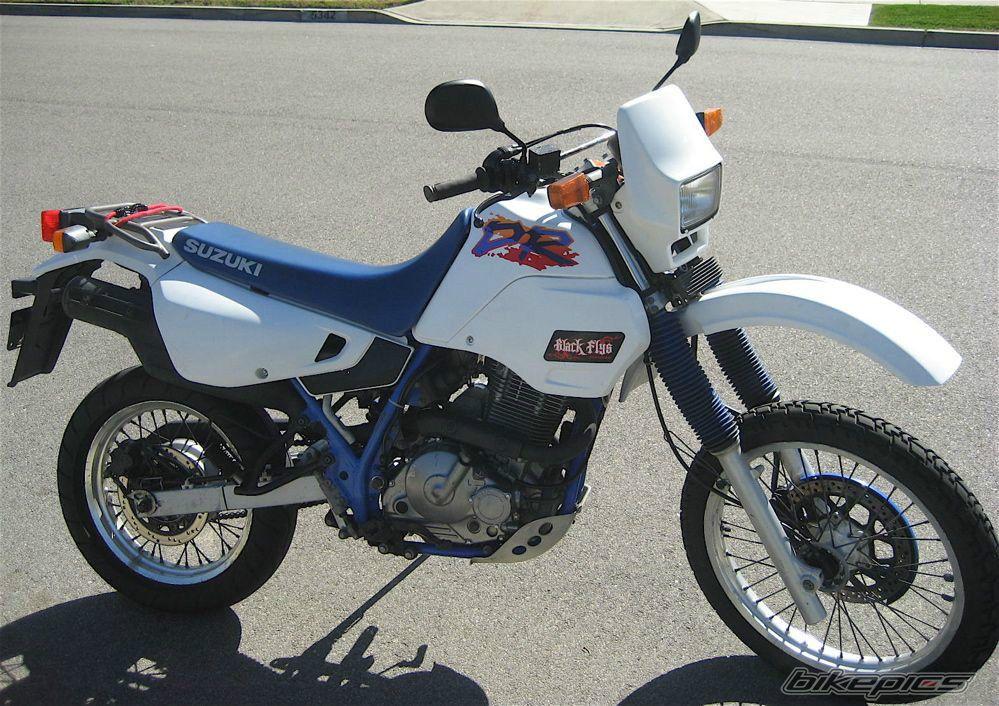 1993-1995 SUZUKI DR 650 SERVICE MANUAL   Motorcycles   Motorcycle