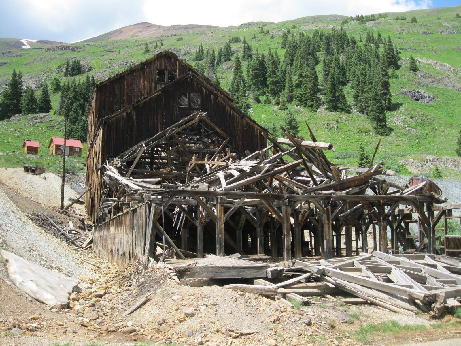 Frisco Mill, CO (With images) Ghost towns, Architecture