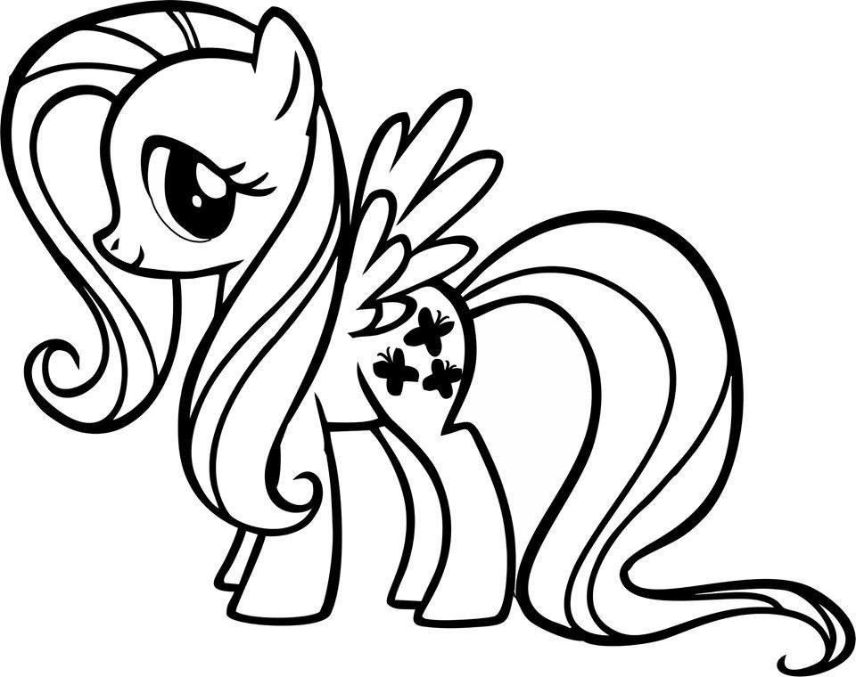 My Little Pony Fluttershy Die