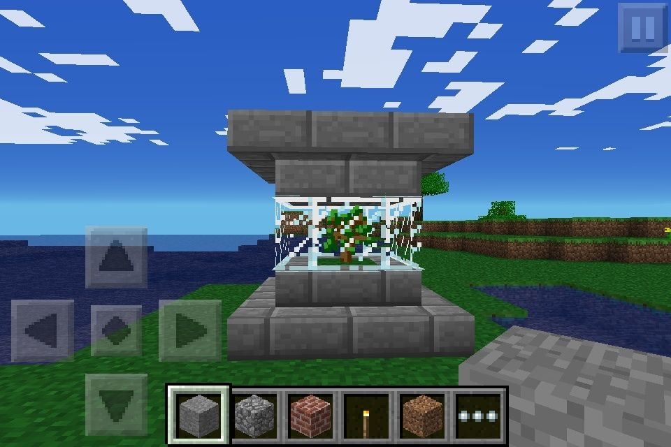 Minecraft Dragon Egg Trophy Room Google Search With Images