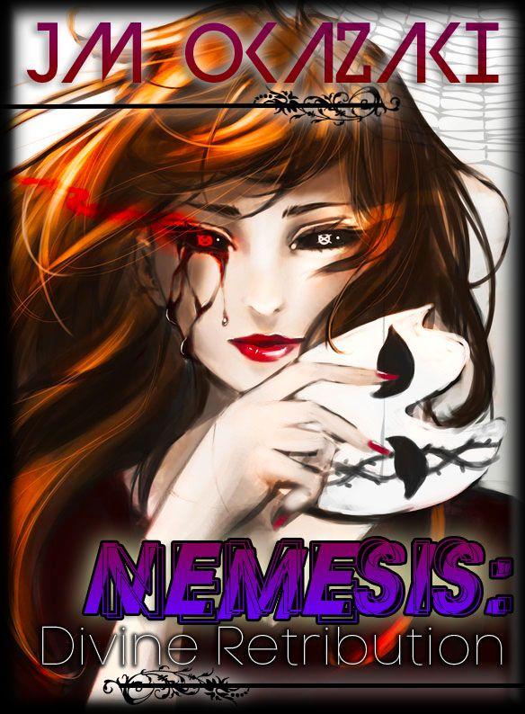[BOOK COVER] Nemesis: Divine Retribution by N4dzD on DeviantArt