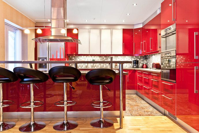cucine con bancone - Cerca con Google | cucine | Pinterest | Searching