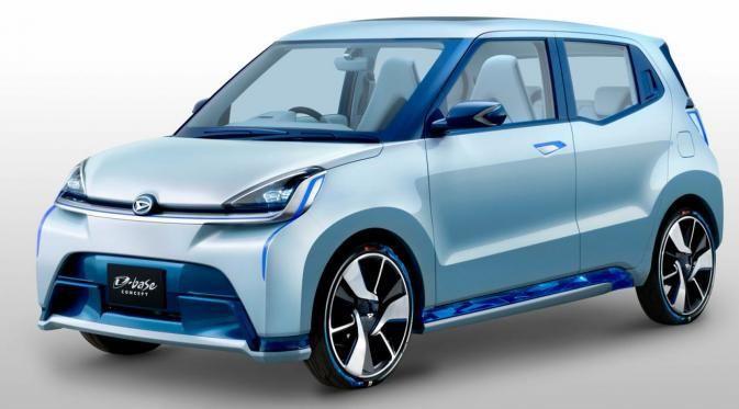 Daihatsu D Base Mobil Super Mungil Daihatsu Telah Merilis