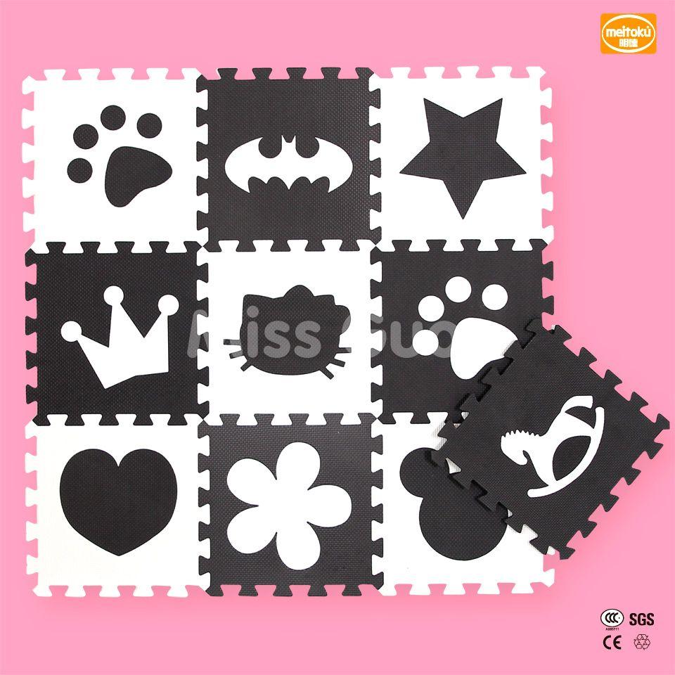 enfants de d veloppement doux cartes tapis b b tapis de. Black Bedroom Furniture Sets. Home Design Ideas