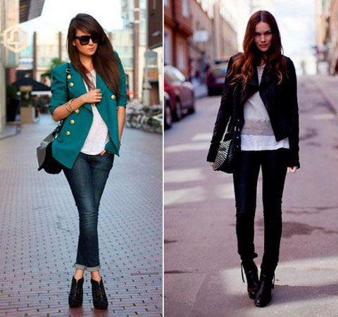 Ideas Para Vestir En Una Cena Informal Web De La Moda Moda Atuendo Para Cena Ropa