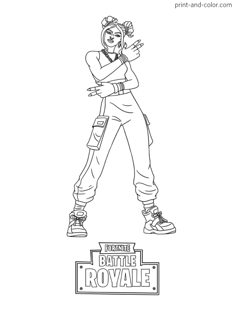 Fortnite Coloring Pages Print And Color Com Coloring Pages Star Coloring Pages Coloring Pages For Boys