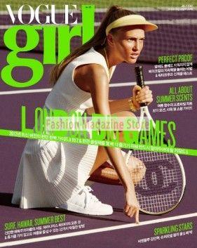 Best selling fashion magazines 71