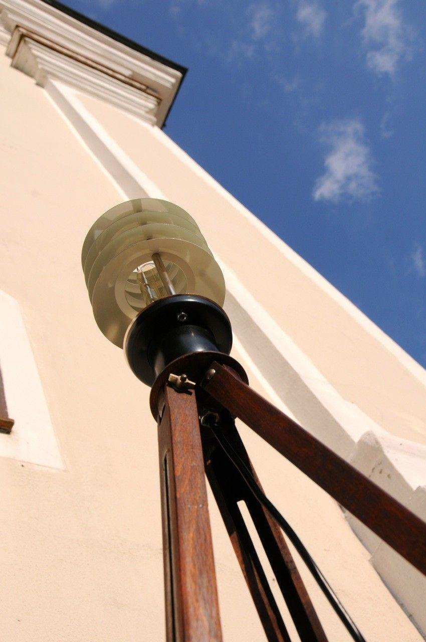Stehlampe Bauhaus Pagode Mit Bildern Stehlampe Lampen Bauhaus