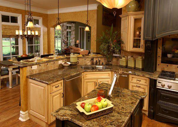 kitchen ideas eating islands cool modern house designs kitchen ...