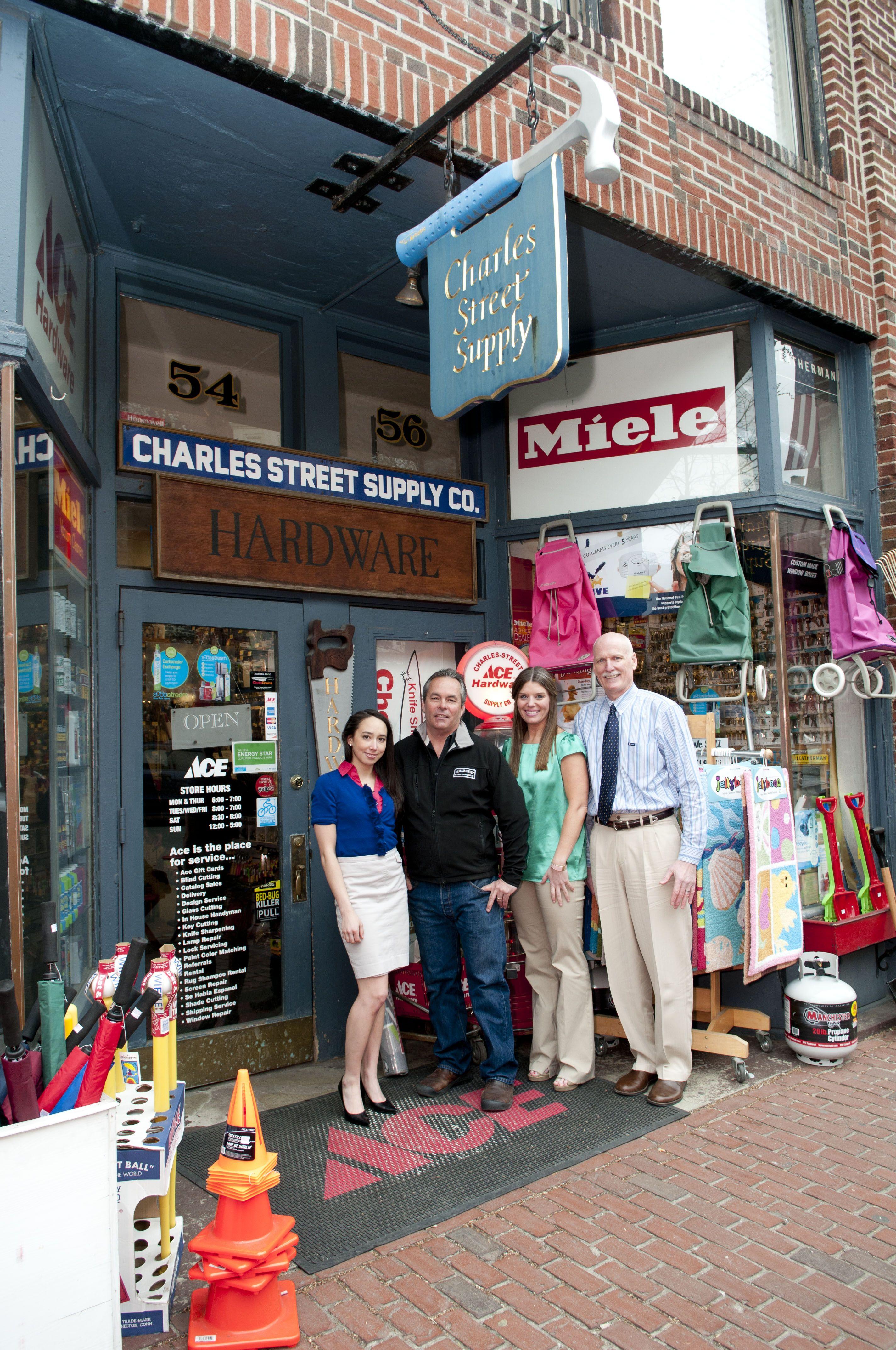 The Murphy Jordan Team At Charles Street Supply Photo Courtesy