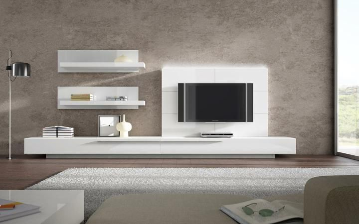 This Wall Concrete Wall Color Modern Tv Wall Units Living Room Designs Home Decor