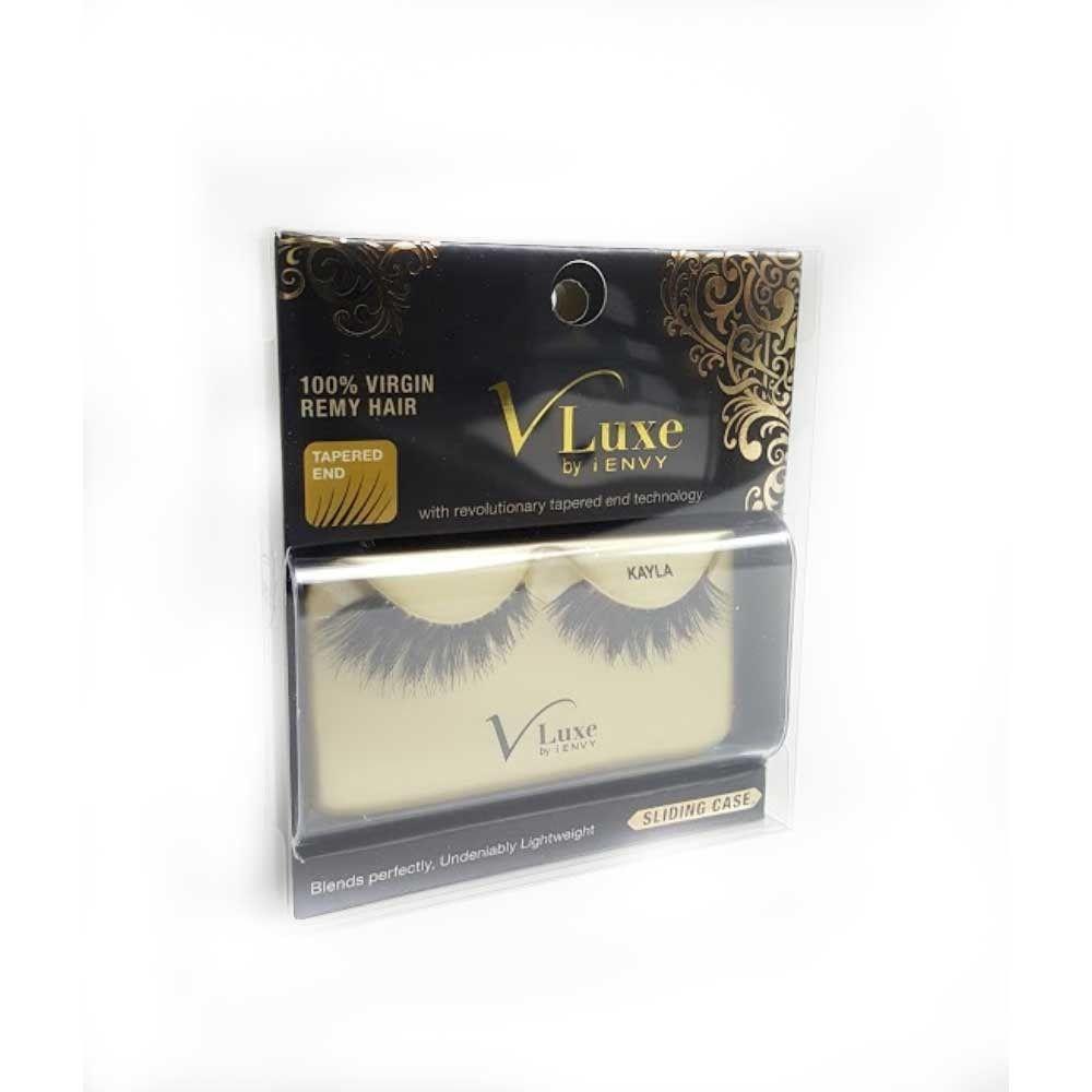 eb683fe08e0 V-Luxe by i-Envy 100% Virgin Remy Hair – Kayla #kaylalash #ienvy  #madamemadeline