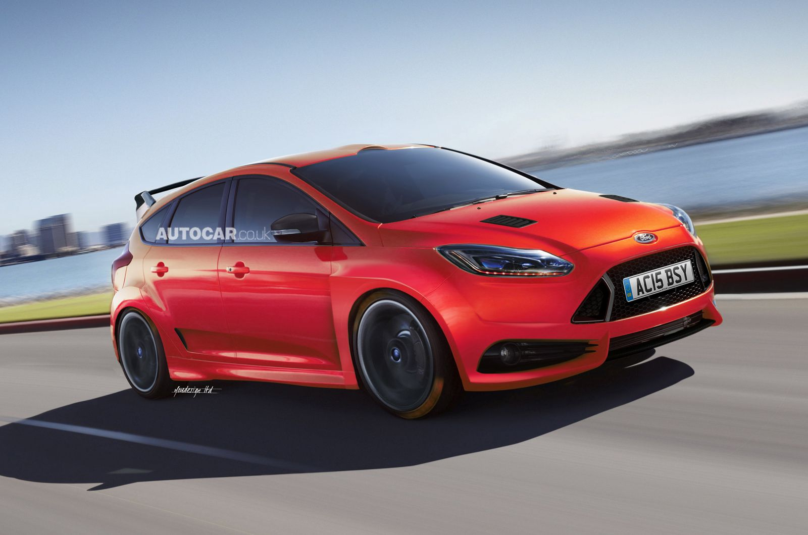 Ford focus st source new ford focus rs expected in 2015 autocar