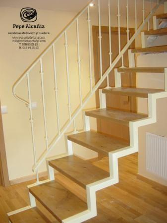 escalera interior escalera de caracol escalera escalera de interior a medida hierro madera natural a medida
