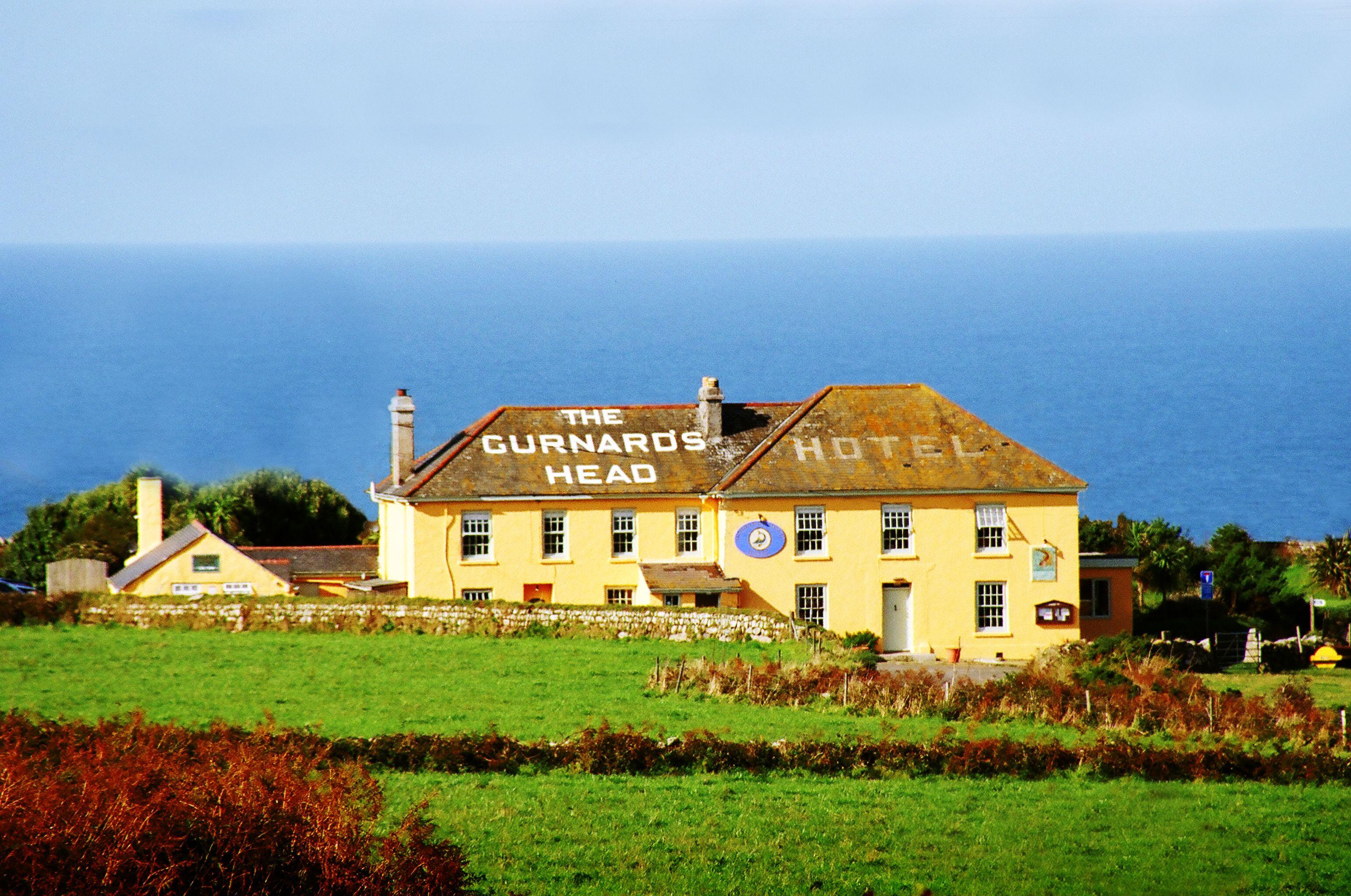 The Gurnard's Head, Cornwall