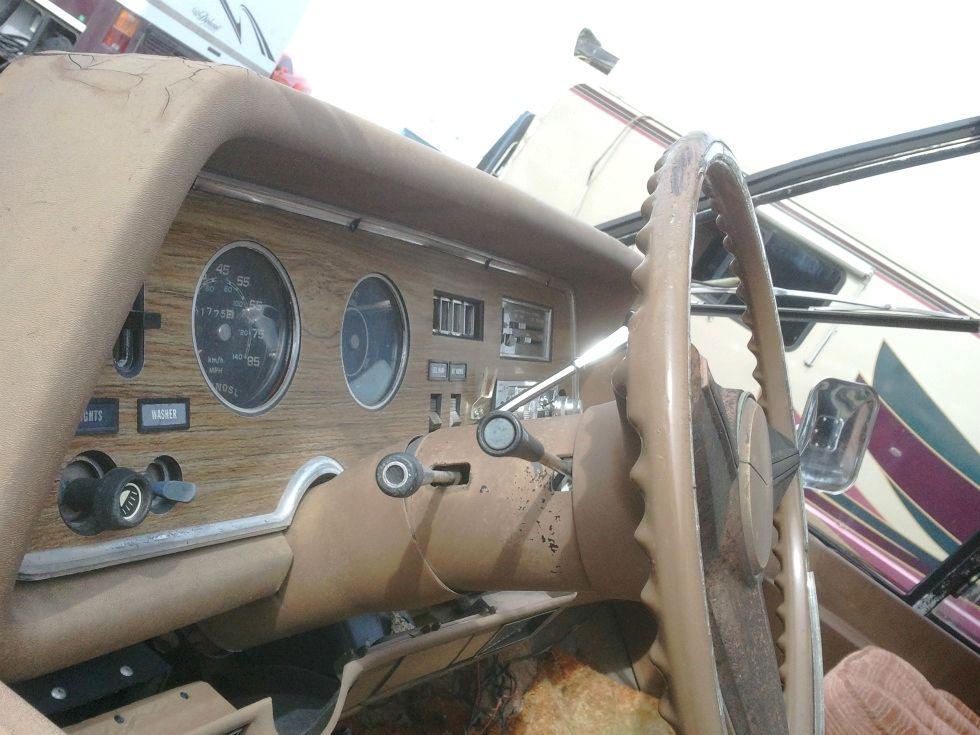 GMC Motorhome Upgrades | RV Exterior Body Panels 1978 GMC MOTORHOME