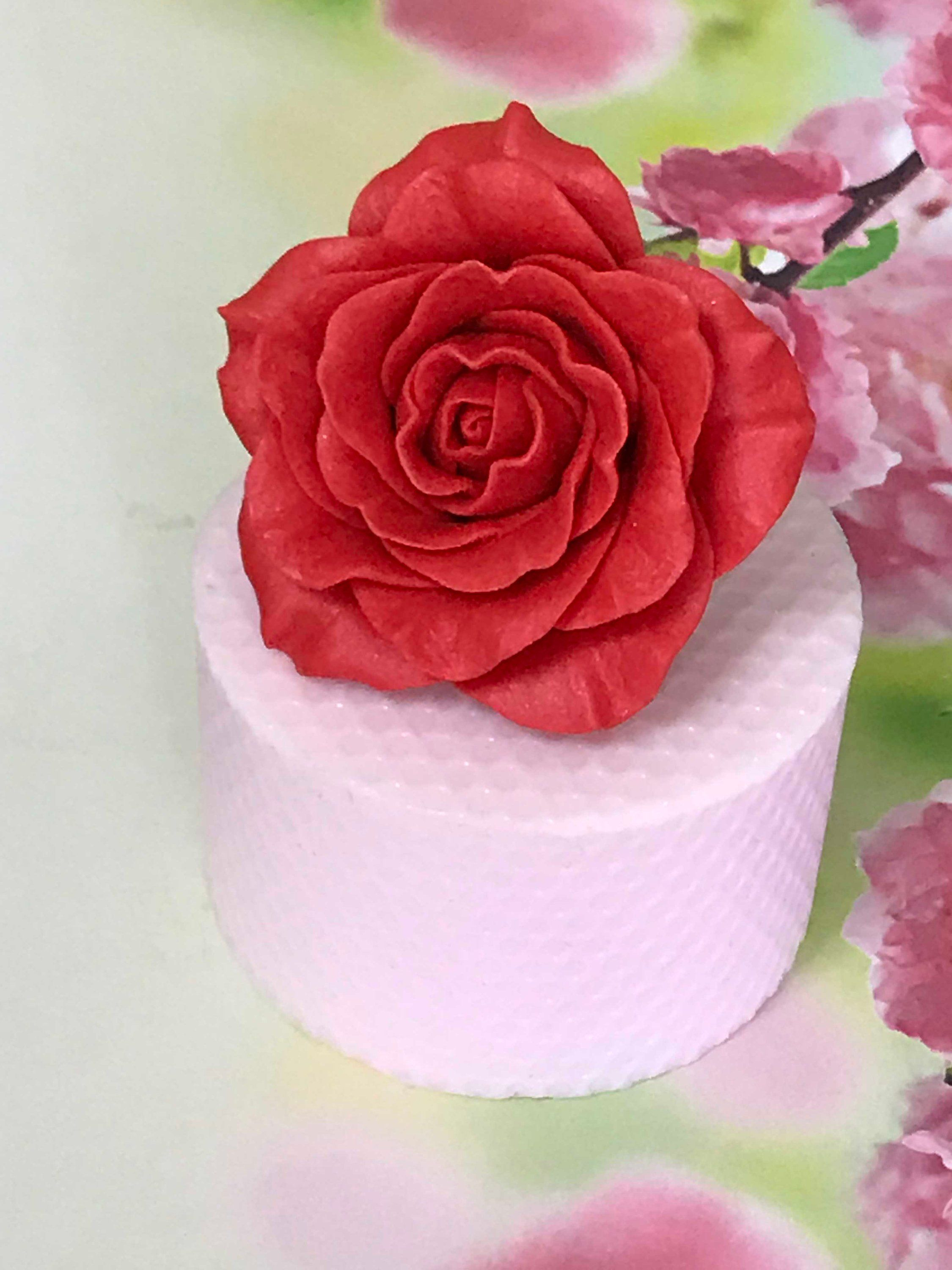 Rose Mold Flower Silicone Mold Flower Soap Mold Melt And Pour Etsy Silicone Candle Molds Rose Molds Flower Soap