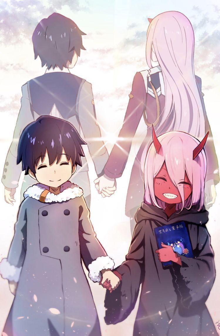 Ảnh Anime Đẹp ( 2 ) - Darling in the FranXX | Anime, Phim ...