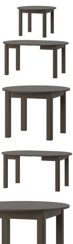 Ein Runder Tisch Ist Perfekt Fur Familientreffen Jede Person An Den Runden Tis Familientreffen Tisch Und Esszimmertisch