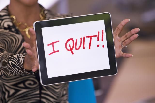 Things You Should Not Say When Quitting Your Job