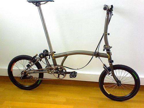 For Sale Brompton Bike Custom One Of