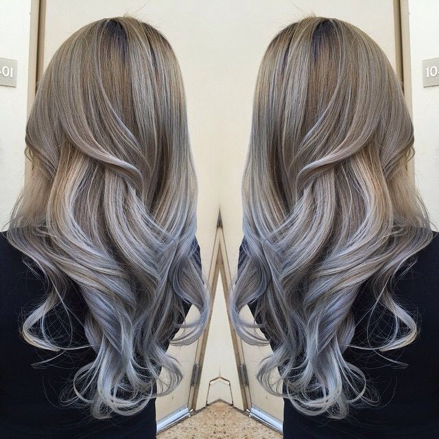 how to get violet ash blonde hair