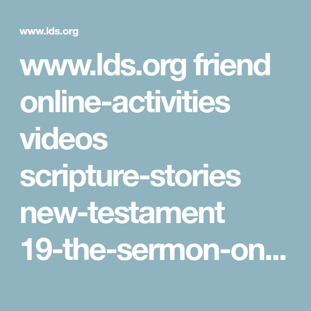 www.lds.org friend online-activities videos scripture-stories new ...