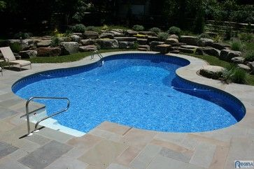 Inground Vinyl Lined Pools
