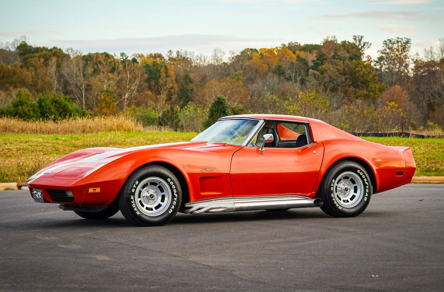 Zz4 Powered 1974 Chevrolet Corvette 4 Speed In 2020 Chevrolet Corvette Corvette Chevrolet