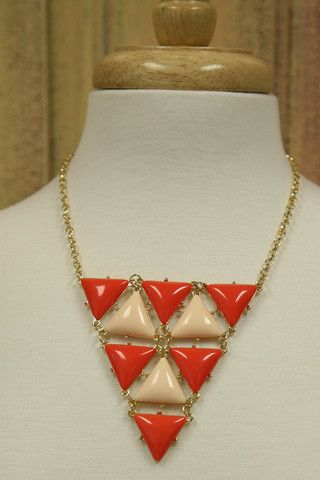 Coral Triangle Necklace
