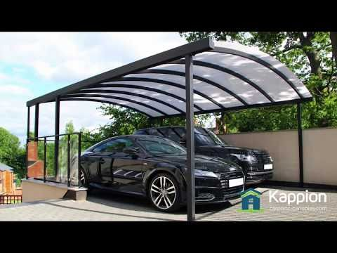 Carport Canopy 2 Car Bespoke Freestanding Youtube Carport Canopy Carport Free Standing Carport