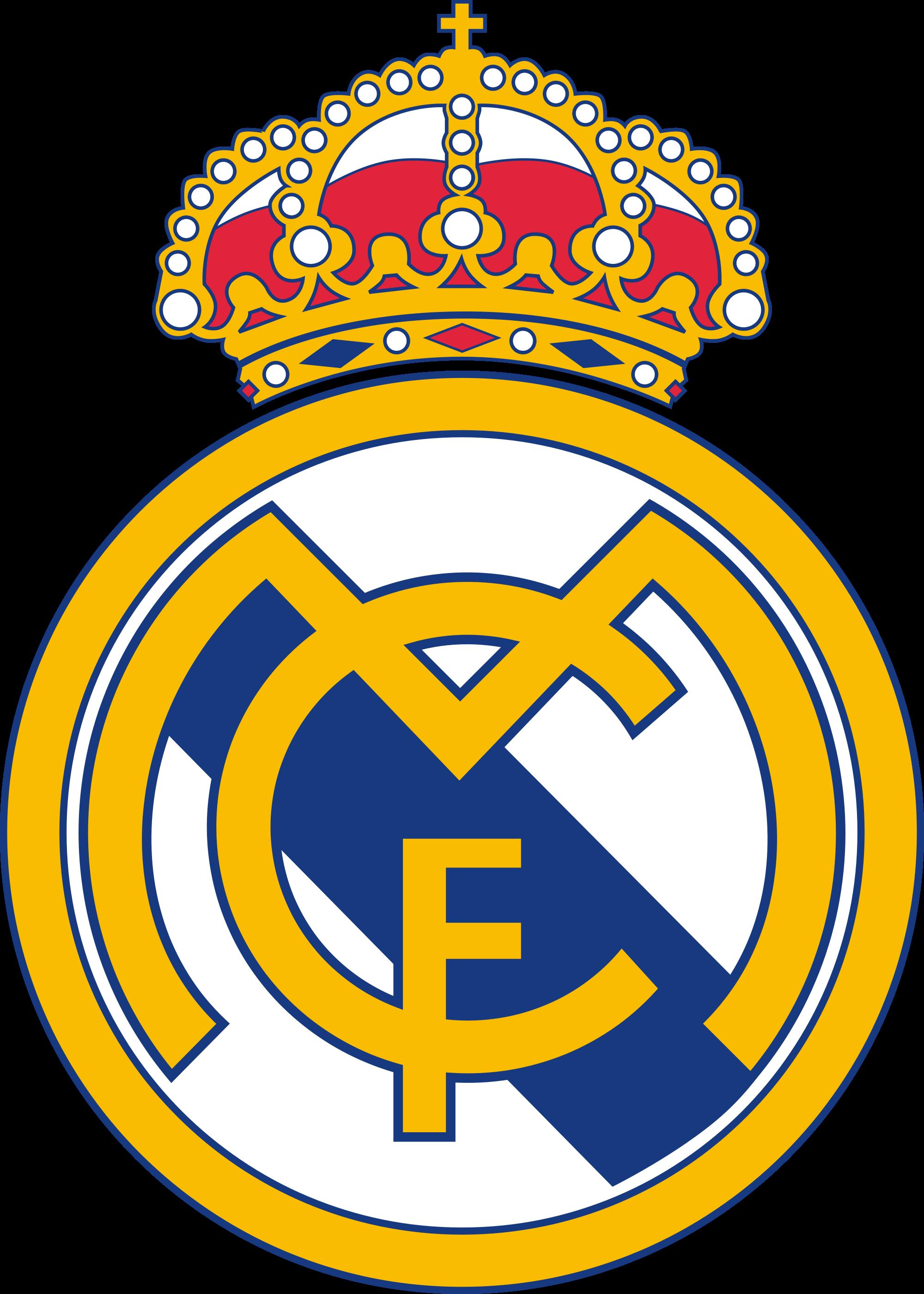 Resultado de imagen para logos png futbol · Real Madrid ...
