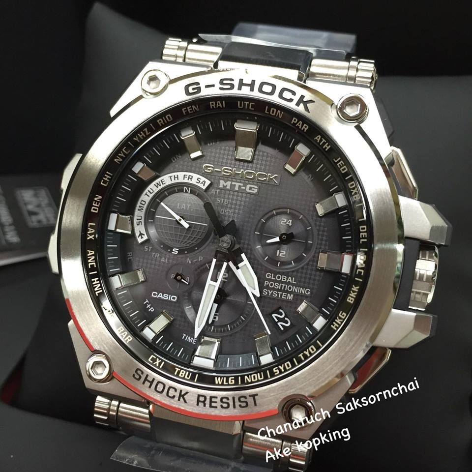 Live Photos G Shock Mtg G1000d 1a Mtg With Gps Hybrid G Shock Watches Mens G Shock Watches G Shock