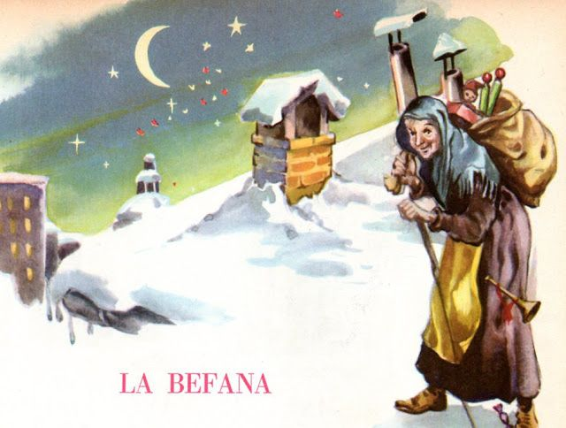 La Befana: origini e tradizione legata alle feste natalizie