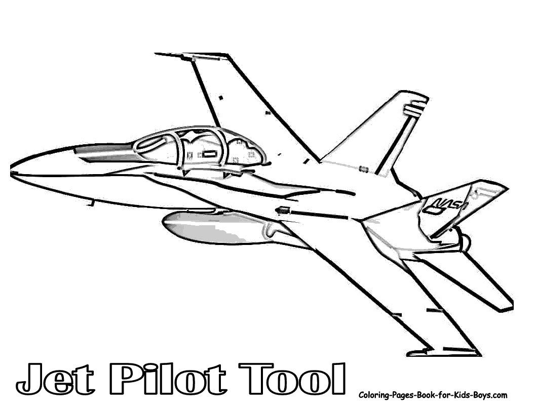 Pin On Smooth Airplane Coloring Pages