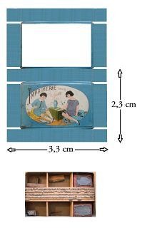 All about dollhouses and miniatures: Printables om dozen te