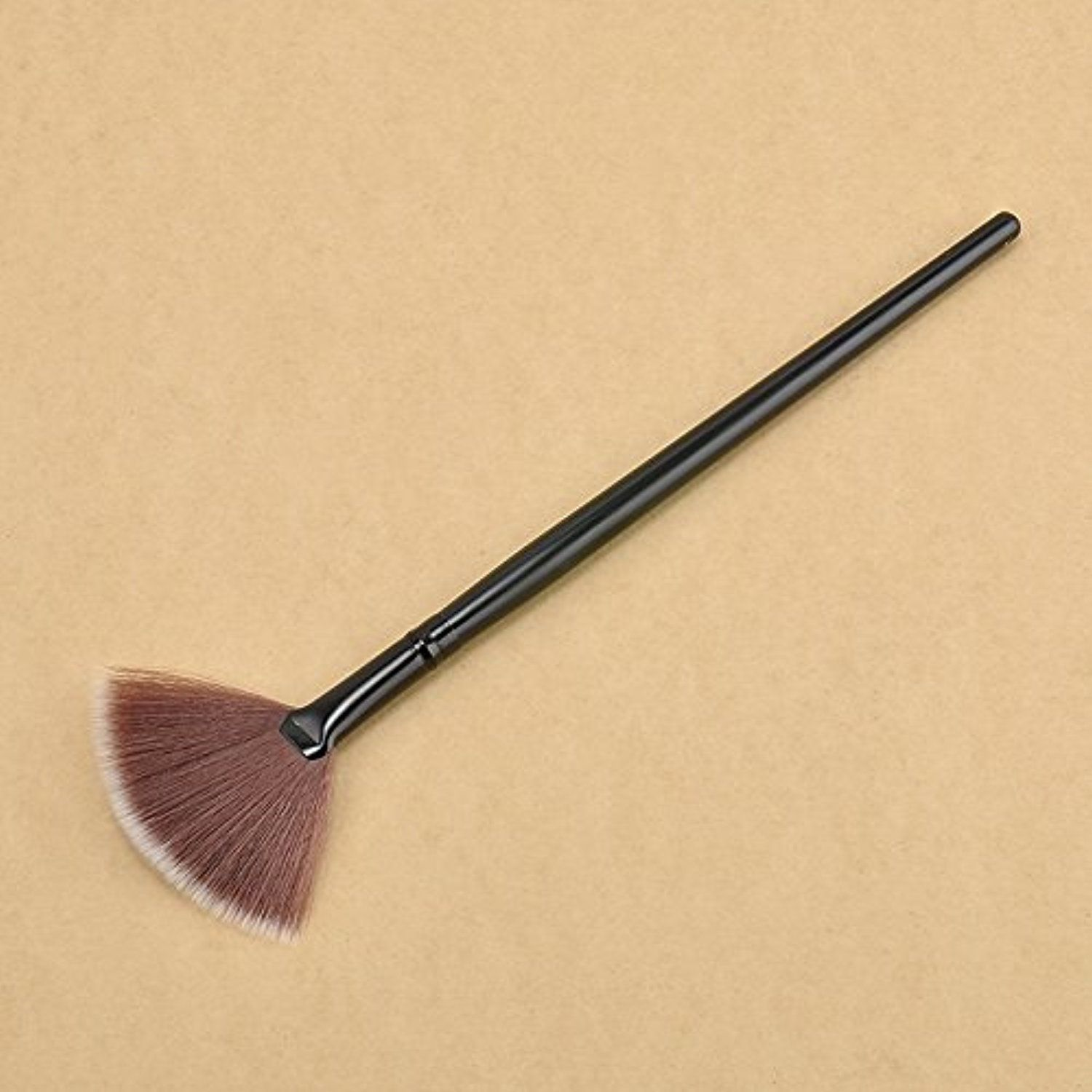 1 pcs Fan Shape Makeup Brushes Cosmetic Brush Blending