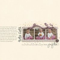 A Project by mrsski07 from our Scrapbooking Gallery originally submitted 12/24/10 at 04:40 PM