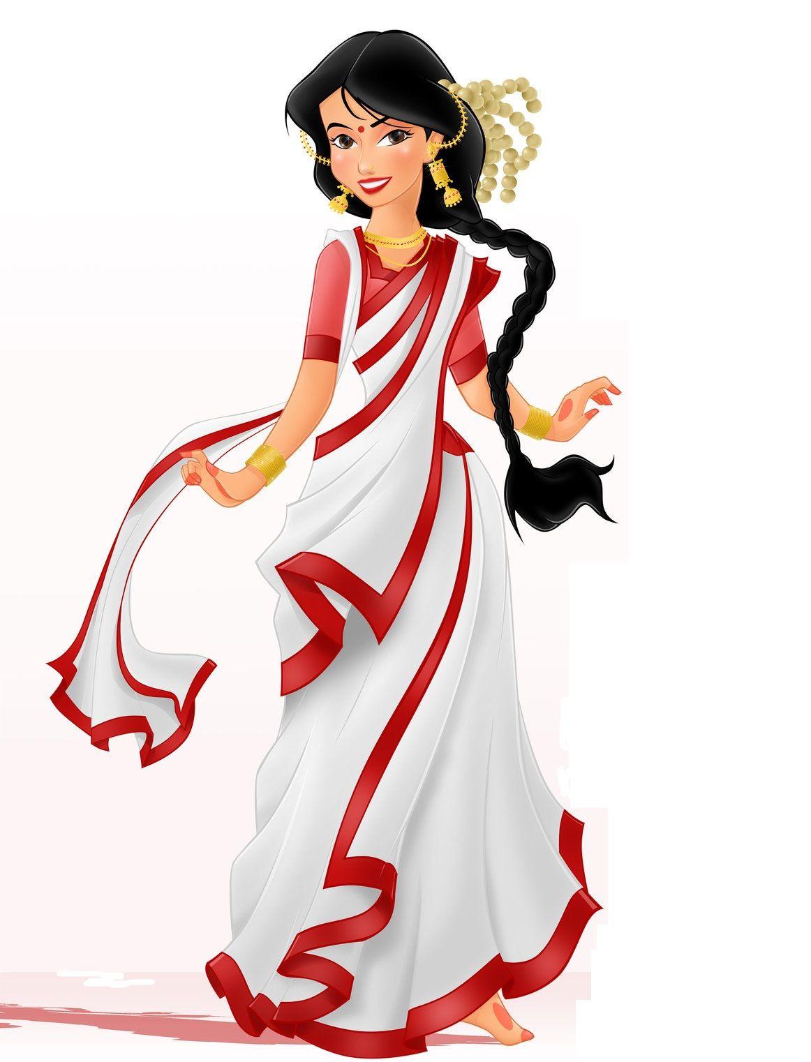 chinchinchu dedricass paro� love the bengali look