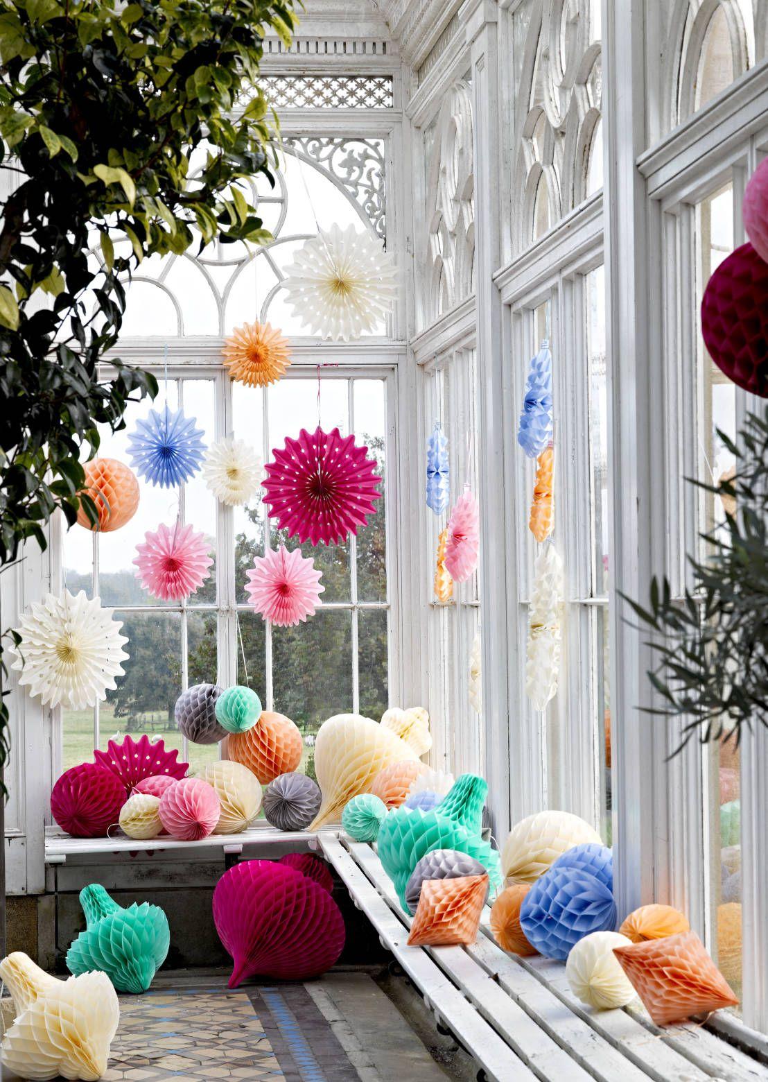 A divertirse ideas para decorar tus fiestas fiestas en - Ideas para decorar jardines ...