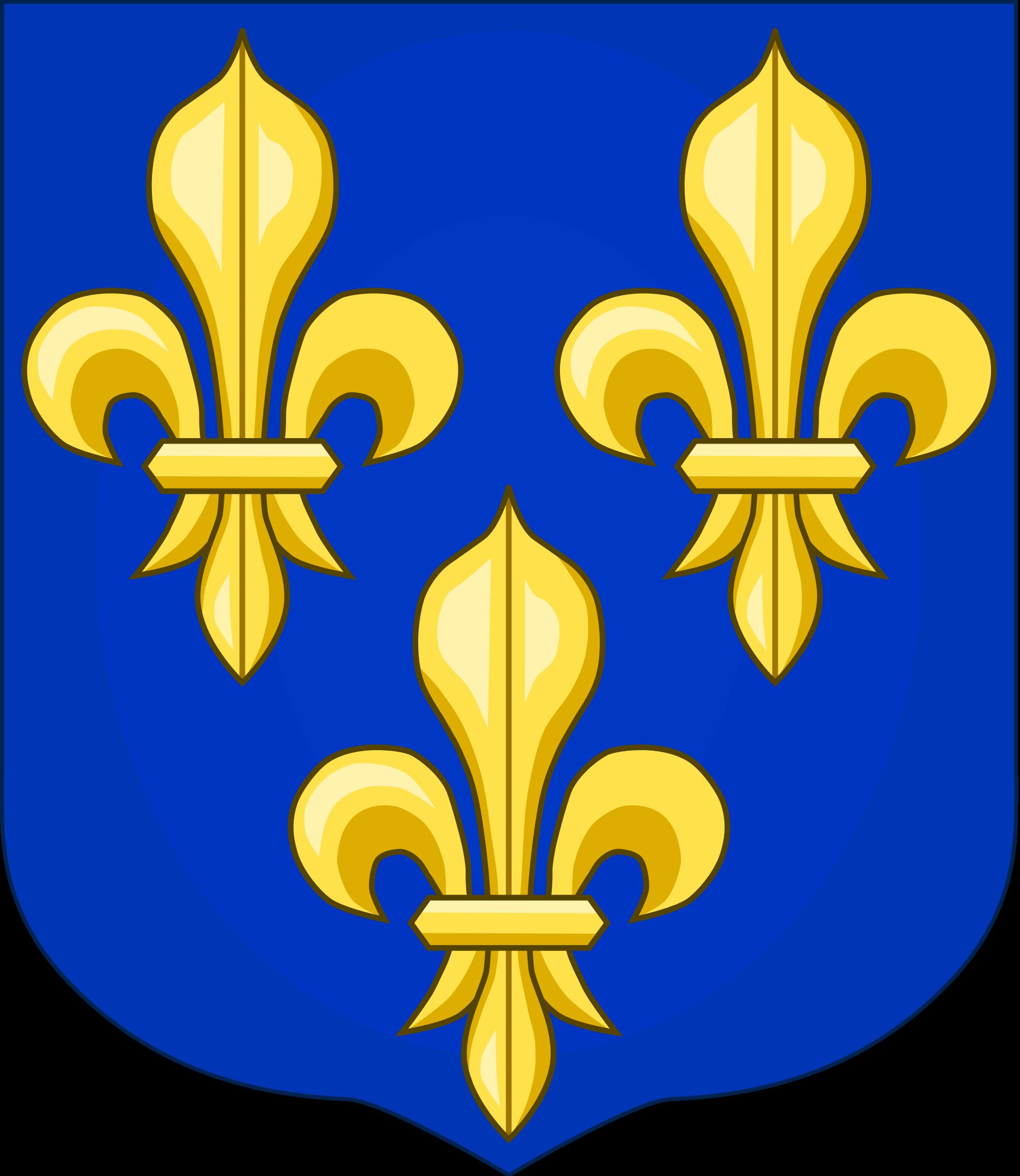 показывает герб франции картинка последний раз