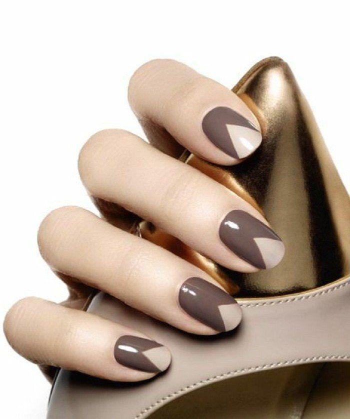 41 Id Es En Photos Pour Vos Ongles D Cor S Comment Choisir La D Coration Accent Nails Ongle