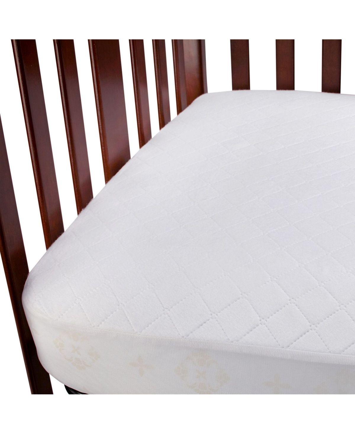 Carter S Fitted Waterproof Crib Mattress Pad Reviews Mattress