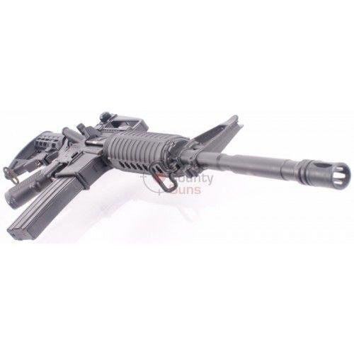 Bushmaster XM-15 M4 A3 Patrolman Carbine 16