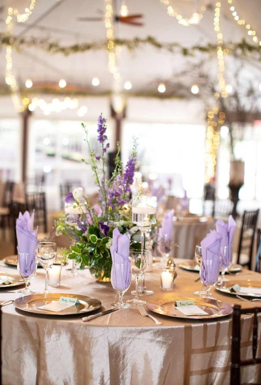 30 Purple Lavender Wedding Ideas You Ll Love Lavender Wedding