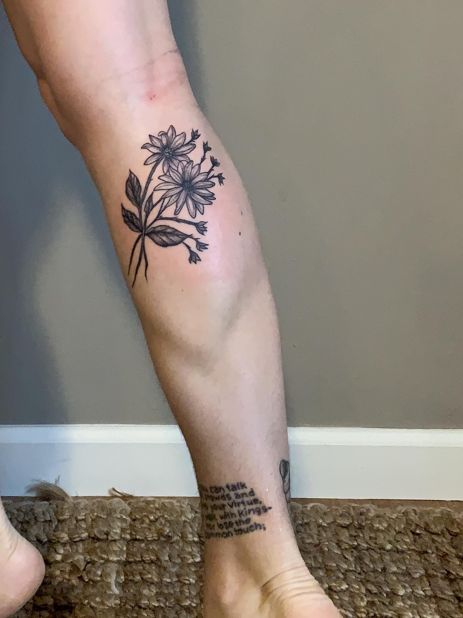 Got myself flowers for valentines day by emily hanzel at