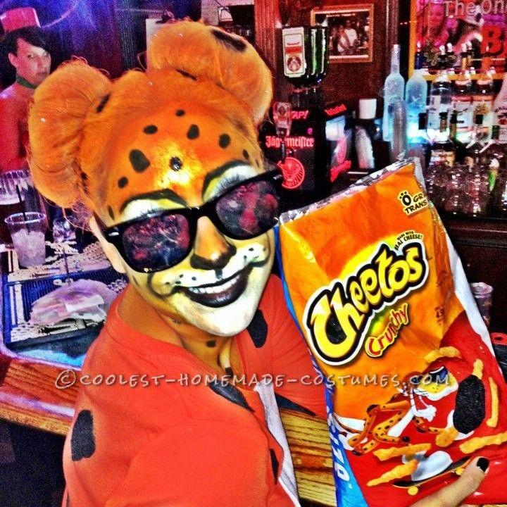 Chester Cheetah Halloween Costume