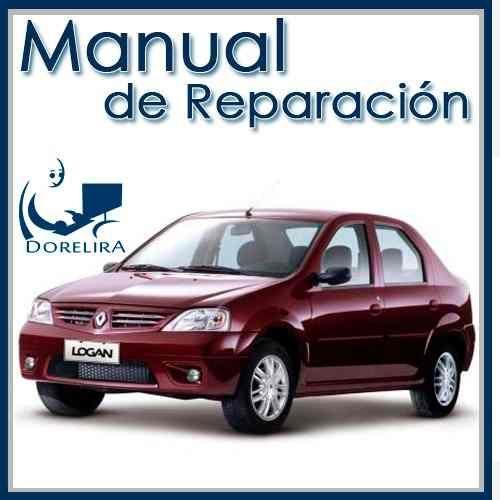 Manual De Taller Reparaci U00f3n Y Servicio Renault Logan