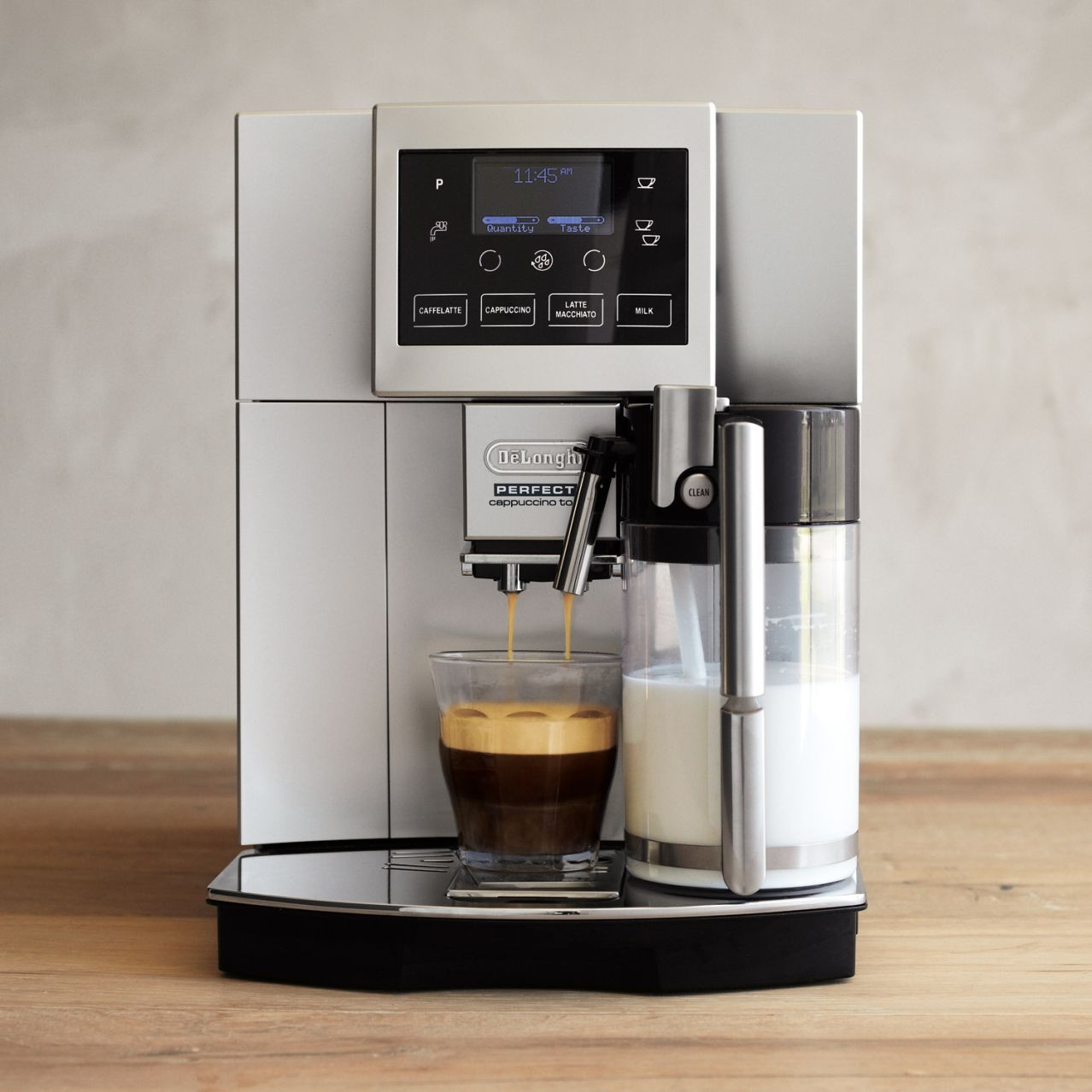 Perfect Deu0027Longhi® Perfecta Automatic Espresso Machine | Sur La Table