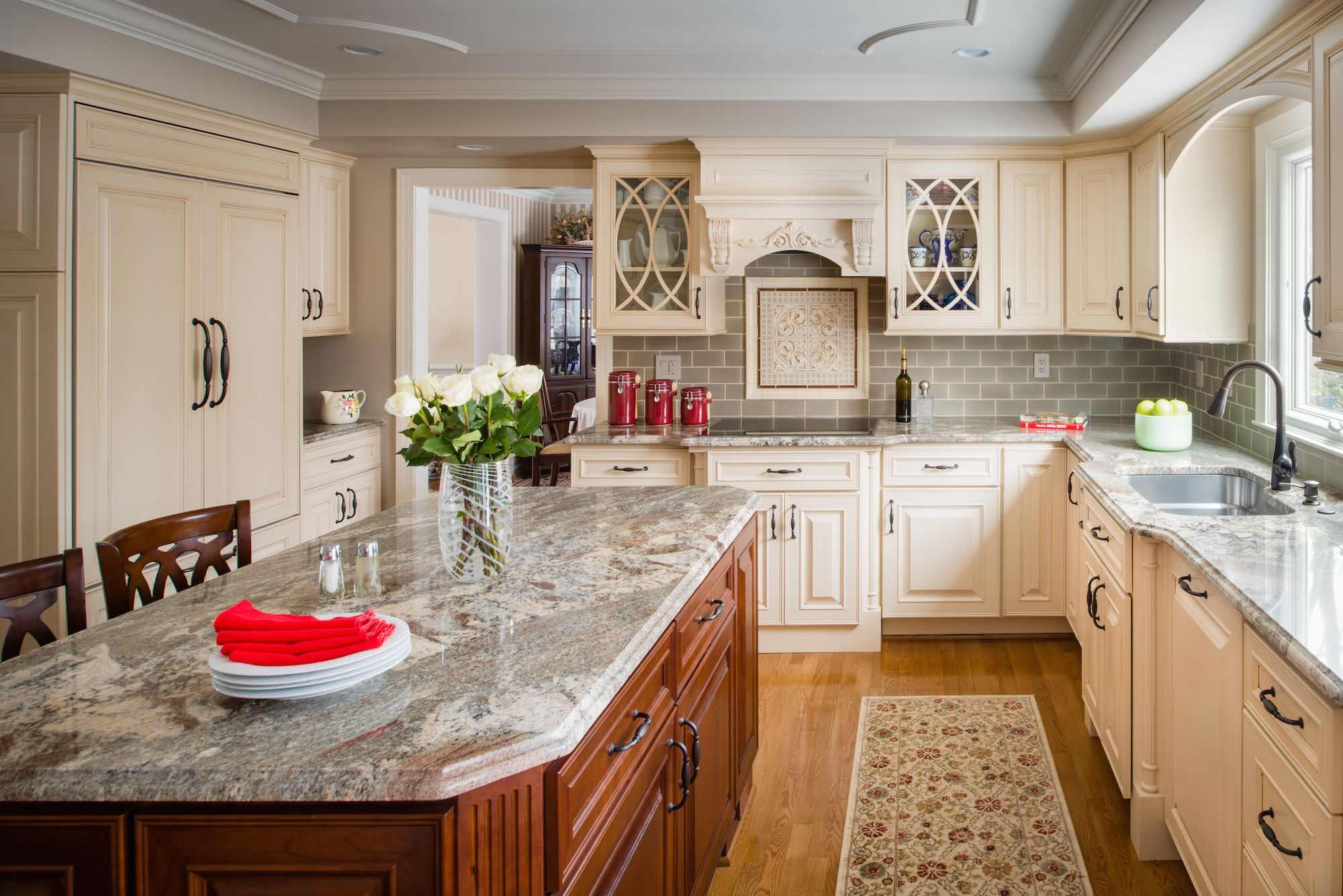 home office country kitchen ideas white cabinets. Kitchen Cabinets Home Office Country Ideas White